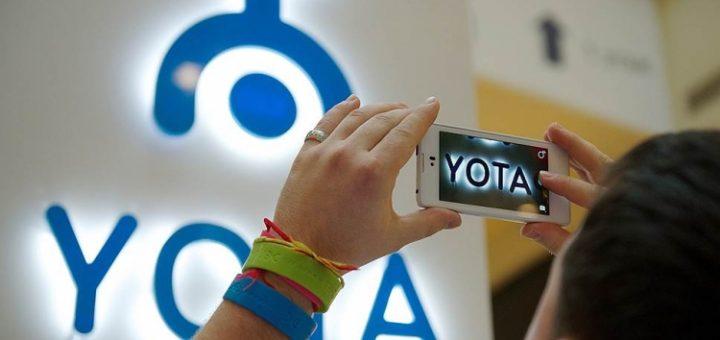 Тарифы Yota для СПБ