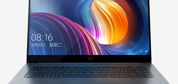 Что представляет собой ноутбук от Xiaomi под названием Mi Notebook Pro 15.6?