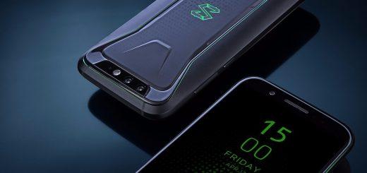 Сверхмощный телефон от Xiaomi. Black Shark 8/128 Gb