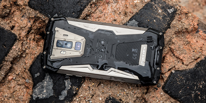 Самый дорогой смартфон от компании BlackView