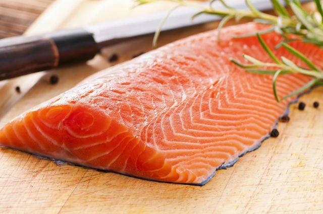 Где и как купить лосося в интернете