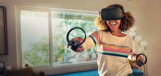 Почему лучше играть в очках виртуальной реальности Oculus Quest 2?