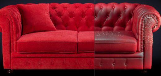 Перетяжка мебели и когда стоит обращаться к профессионалам