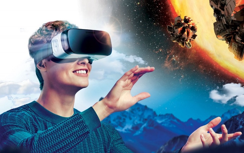 Очки виртуальной реальности — отличное новшество для погружения в компьютерные игры